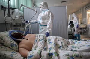 Liczba nowych przypadków i zgonów. Raport Ministerstwa Zdrowia z 19 maja