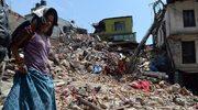 Liczba zabitych w trzęsieniu ziemi w Nepalu może sięgnąć 10 tys.