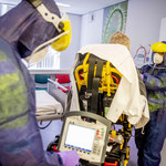 Liczba zajętych łóżek i respiratorów. Dane z 20 maja