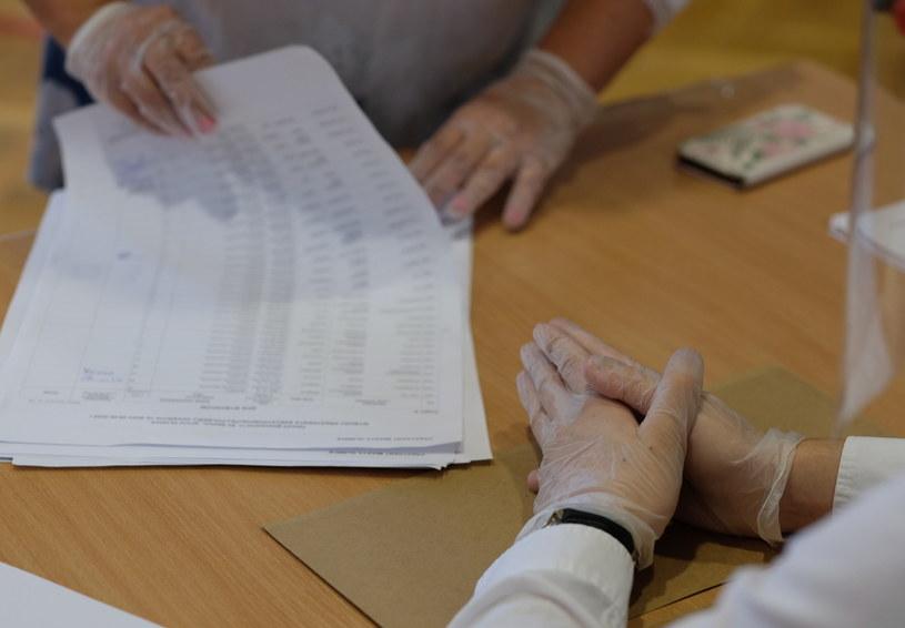 Liczenie głosów, zdjęcie ilustracyjne / Andrzej Grygiel    /PAP