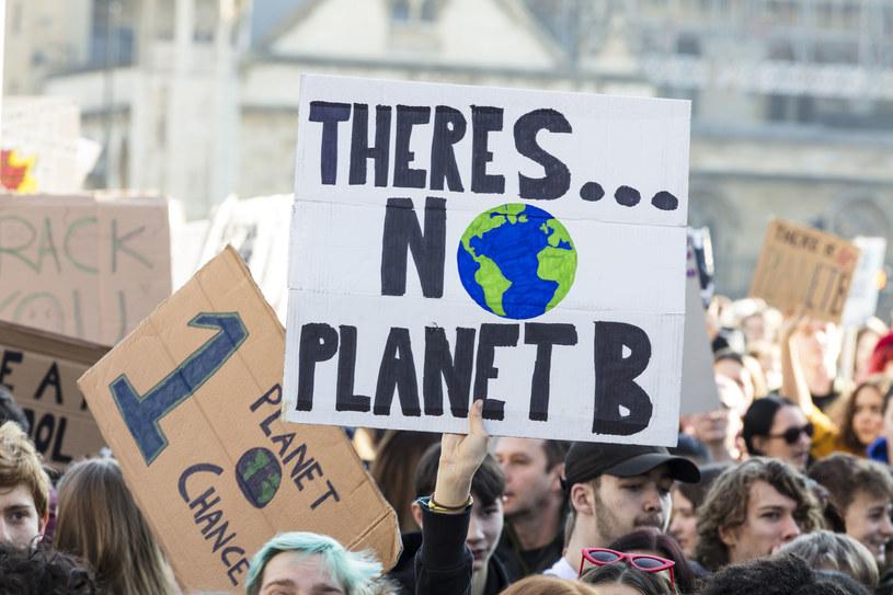 Liczne protesty towarzyszyły szczytowi klimatycznemu  ONZ w Nowym Jorku /123RF/PICSEL