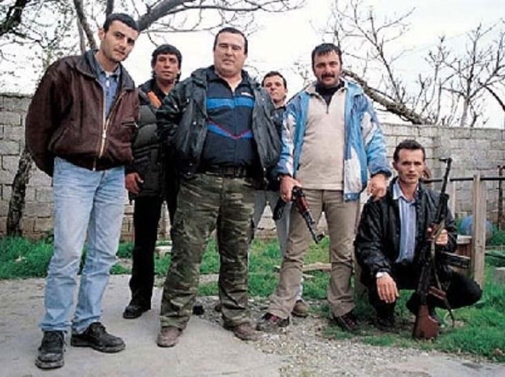 Liczne wojny na Bałkanach pozwoliły mafii rozwinąć skrzydła /materiały prasowe