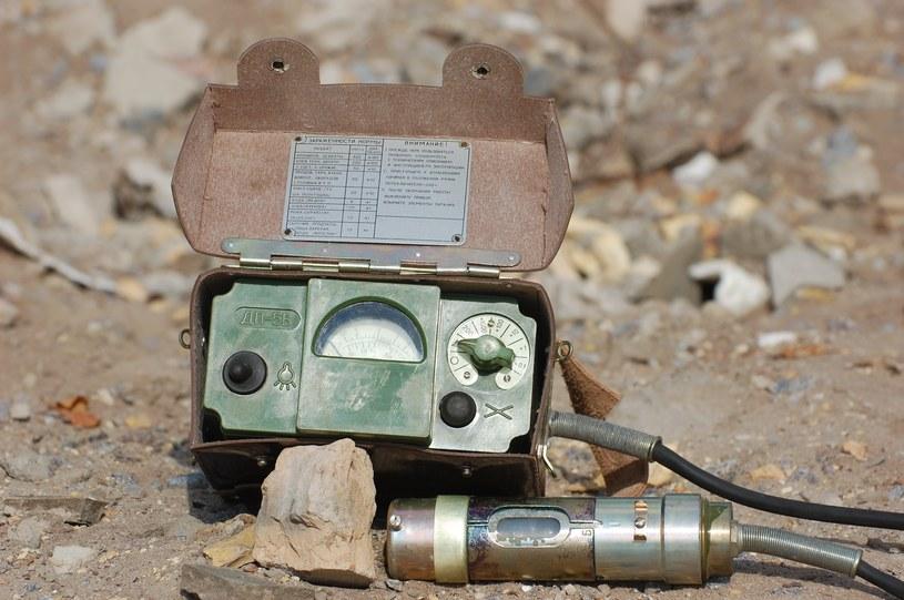 Licznik Geigera typu DP-5W /123RF/PICSEL