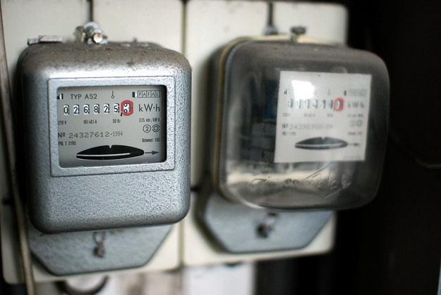 Liczniki prądu zostaną wymienione do 2020 roku /fot. Włodzimierz Wasyluk /Reporter