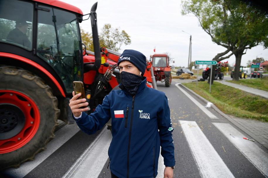 Lider Argounii Michał Kołodziejczak /Jakub Kaczmarczyk /PAP
