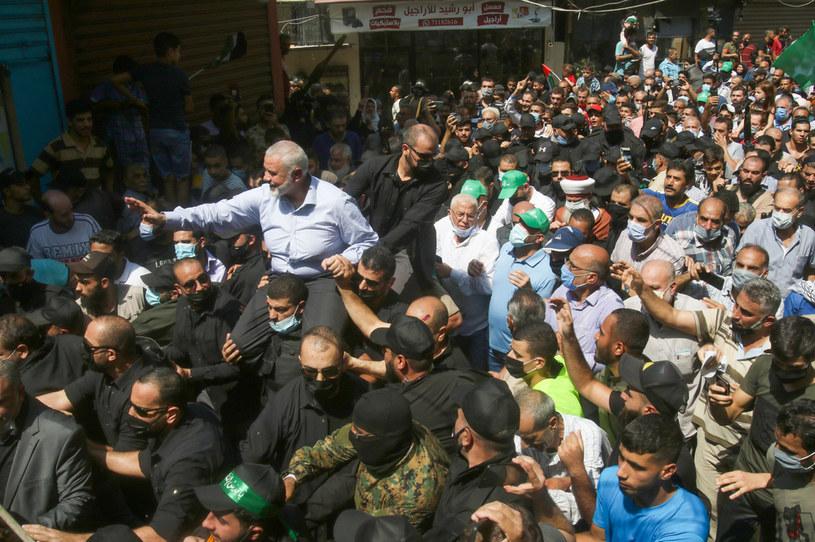 Lider Hamasu Ismail Hanije /Mahmoud ZAYYAT /AFP