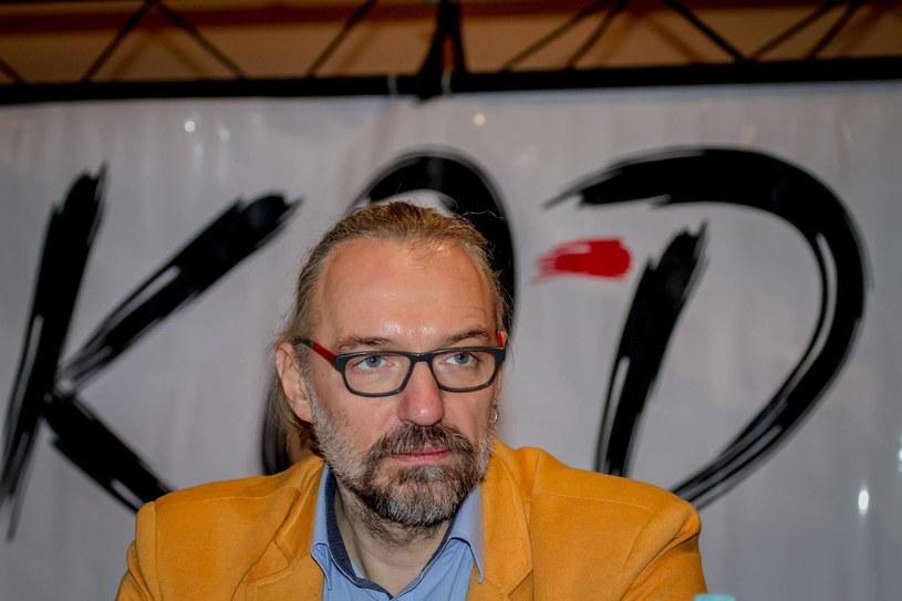 Lider KOD Mateusz Kijowski /DARIUSZ GDESZ /East News