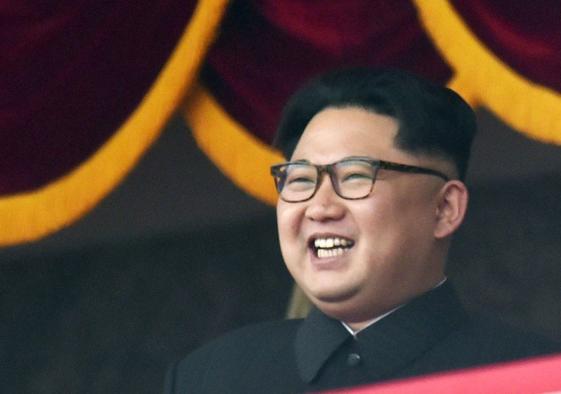 Lider Korei Północnej Kim Dzong Un /East News