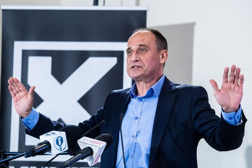 Lider Kukiz'15 Paweł Kukiz /Krzysztof Kaniewski /Reporter