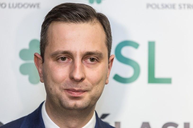 Lider ludowców Władysław Kosiniak-Kamysz /Krzysztof Kaniewski /Reporter