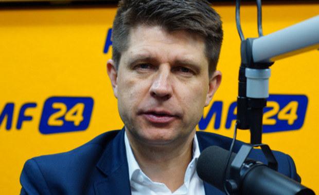 Lider Nowoczesnej Ryszard Petru /RMF