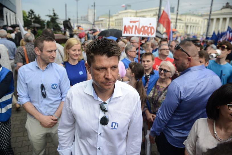 Lider Nowoczesnej Ryszard Petru /Jakub Kamiński   /PAP
