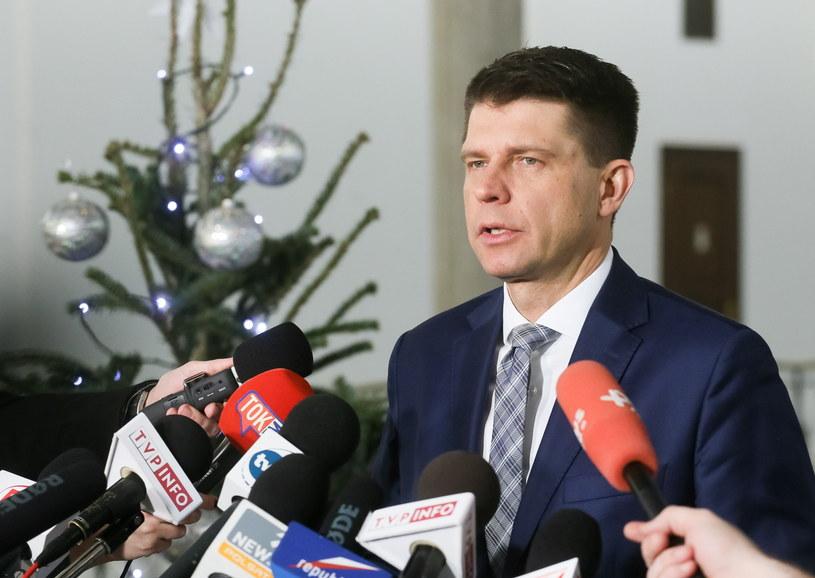 Lider Nowoczesnej Ryszard Petru /Paweł Supernak /PAP