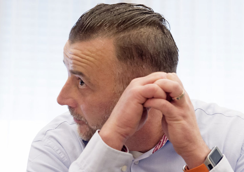 Lider Pegidy Lutz Bachmann /AFP
