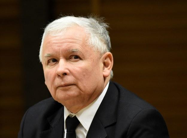 Lider PiS Jarosław Kaczyński /PAP/Radek Pietruszka    /PAP