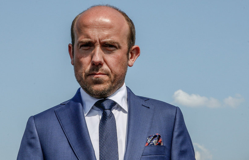 Lider PO Borys Budka /Karolina Misztal /Reporter