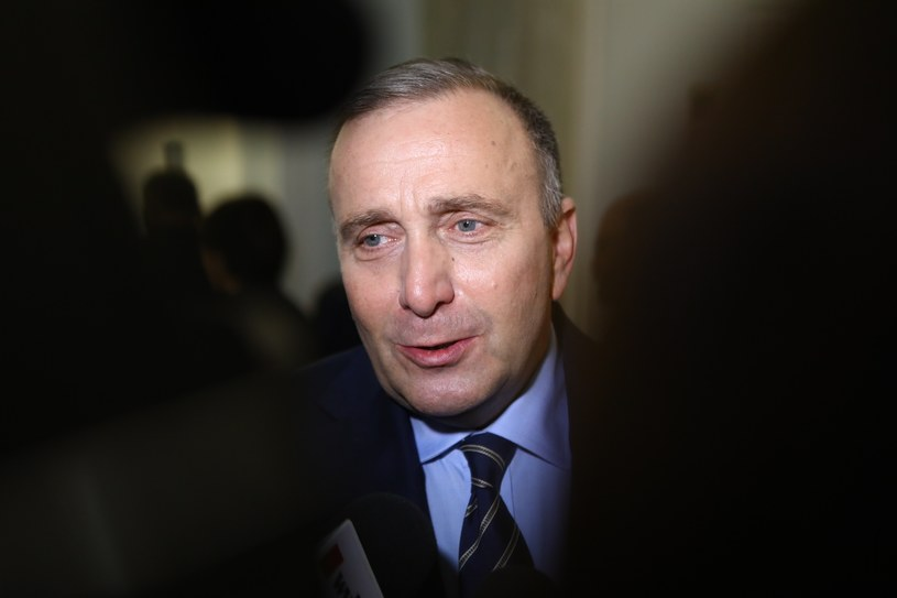 Lider PO Grzegorz Schetyna /Stanisław Kowalczuk /East News