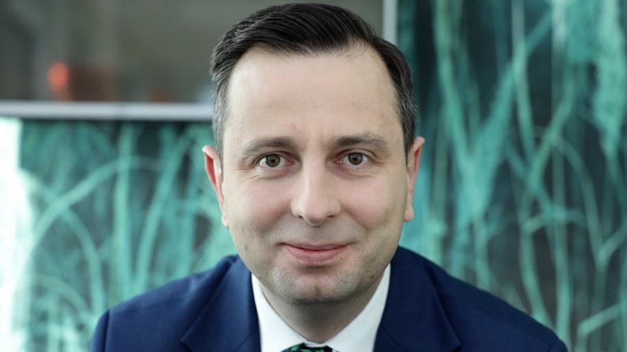 Lider Polskiego Stronnictwa Ludowego Władysław Kosiniak-Kamysz /Michał Dukaczewski /Archiwum RMF FM