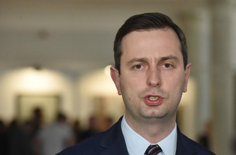 Lider PSL Władysław Kosiniak-Kamysz /Radek Pietruszka /PAP