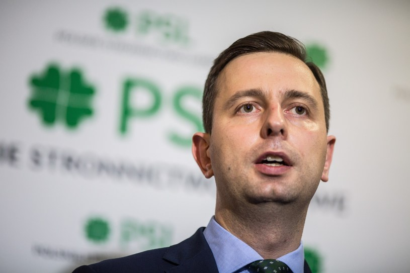 Lider PSL Władysław Kosiniak-Kamysz /Maciej Stanik /Reporter