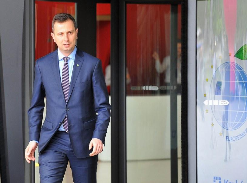 Lider PSL Władysław Kosiniak-Kamysz /Artur Barbarowski /East News