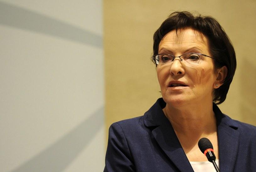Lider rolniczych OPZZ cały tydzień czekał na rozmowy z premier Ewą Kopacz /AFP