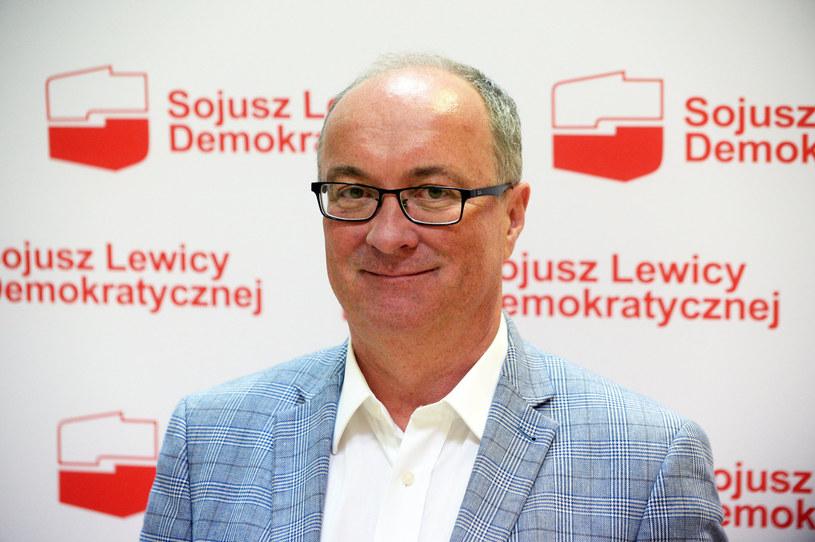 Lider SLD Włodzimierz Czarzasty /Jan Bielecki /East News