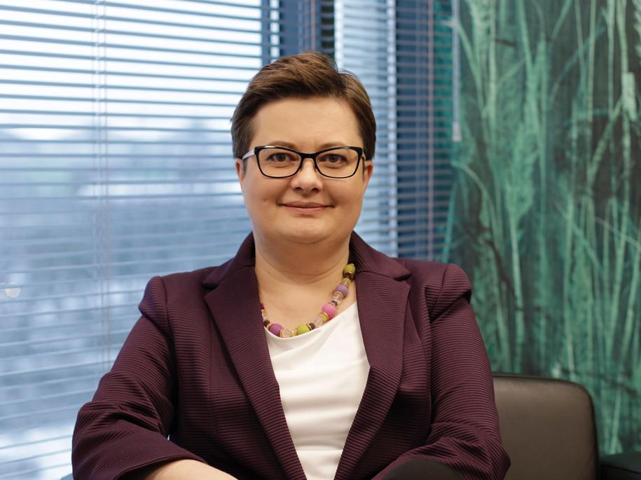Liderka Nowoczesnej Katarzyna Lubnauer /Karolina Bereza /RMF FM