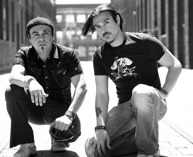 Liderzy Blurred Vision mieszkają w Toronto /Oficjalna strona zespołu