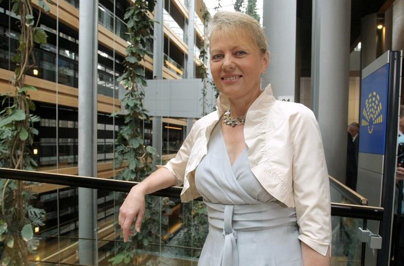 Lidia Geringer de Oedenberg /Bartosz Krupa /East News