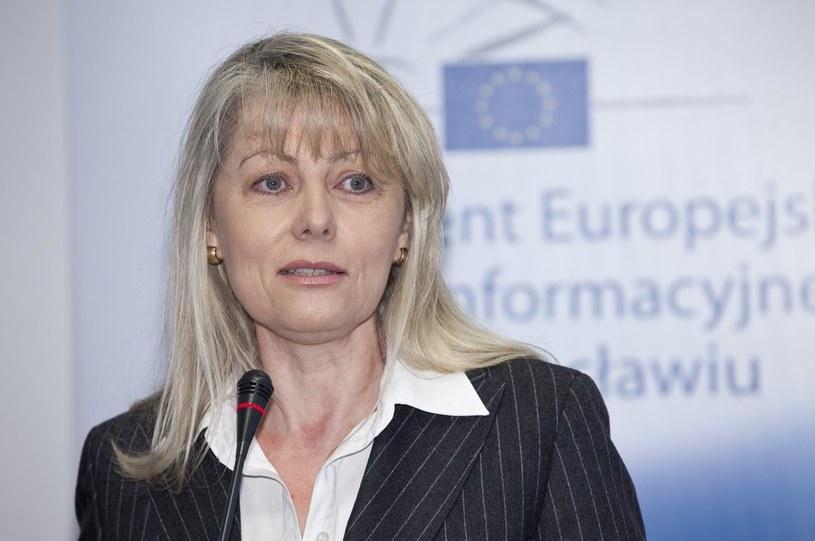 Lidia Geringer de Oedenberg /Leszek Kotarba  /East News