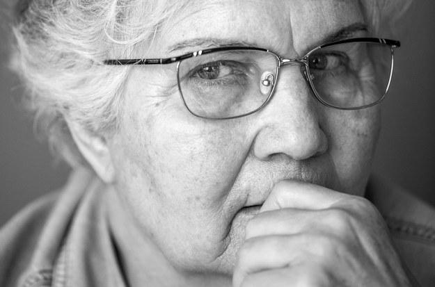 Lidia Maksymowicz, była więźniarka nr 70 072 obozu Auschwitz /fot. Andrzej Banaś /materiały promocyjne