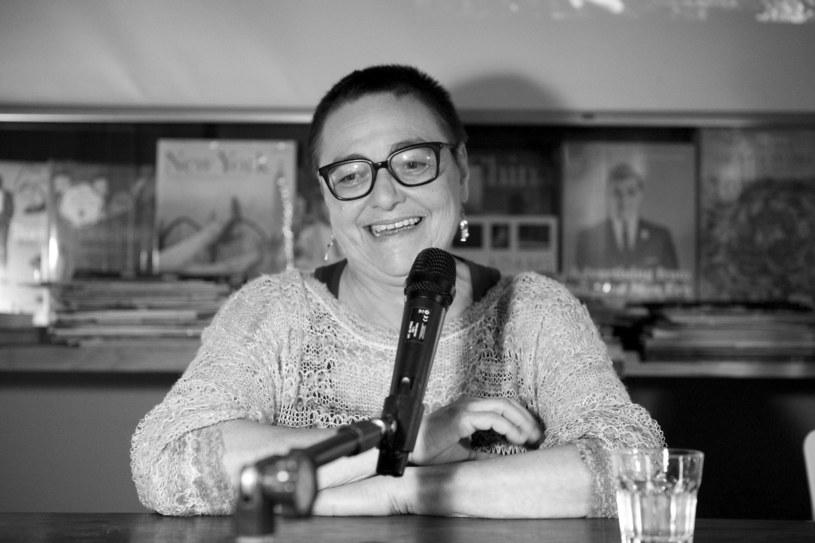 Lidia Ostałowska (1954-2008) /KAROL SEREWIS /East News