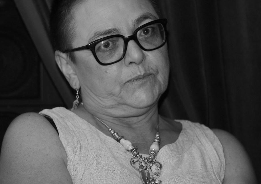 Lidia Ostałowska /Andrzej Rybczyński  /PAP