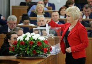 Lidia Staroń: Jarosław Gowin miał brudny plan