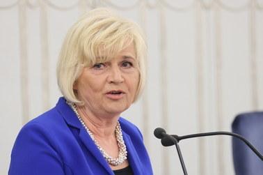 Lidia Staroń nie będzie RPO. Senat się nie zgodził