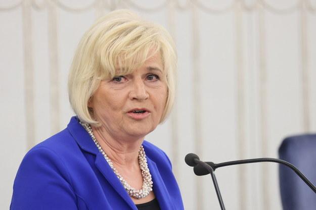 Lidia Staroń /Leszek Szymański /PAP