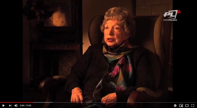"""Lidia Wysocka w programie """"W Iluzjonie"""" (Screen:youtube.com) /materiał zewnętrzny"""