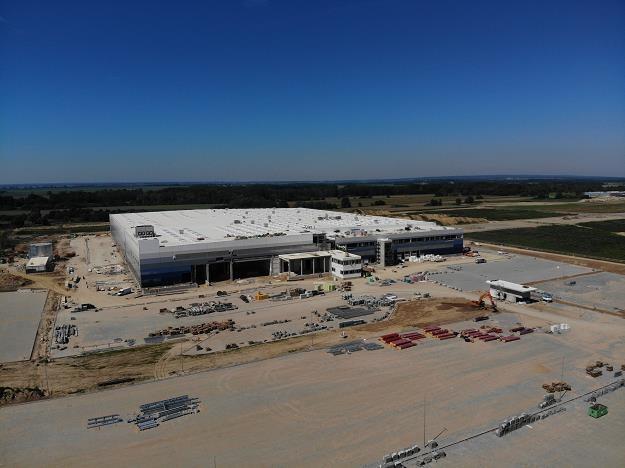 Lidl tworzy 200 miejsc pracy - nowe centrum dystrybucyjne w Stargardzie /Informacja prasowa