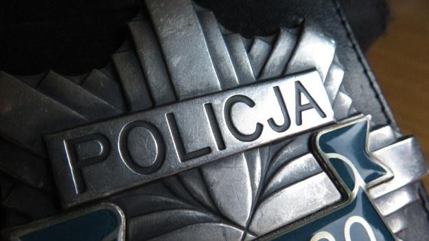 Lidzbark Warmiński: 21-latek zaatakował żonę nożem, zginął w czasie ucieczki