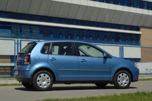 Lifting aktualnego modelu (Polo 6R) przyspieszy spadek cen poprzednika. /Motor