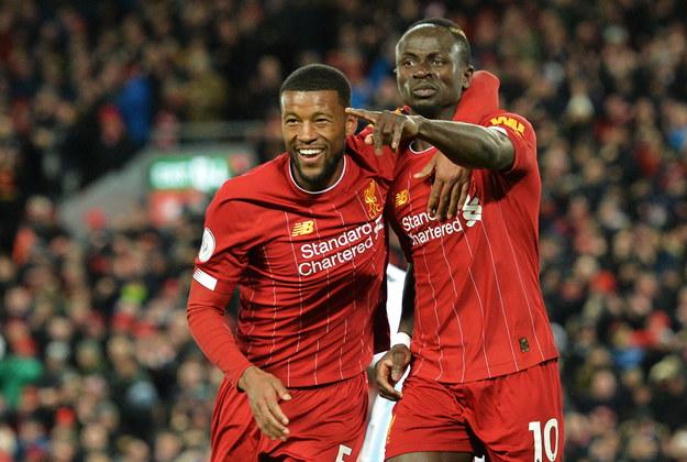 Liga angielska - Liverpool wyrównał rekord kolejnych zwycięstw /PETER POWELL   /PAP/EPA