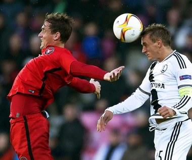 Liga Europejska: FC Midtjylland - Legia Warszawa 1-0
