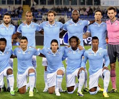 Liga Europejska: Lazio w zmienionym składzie na mecz z Legią