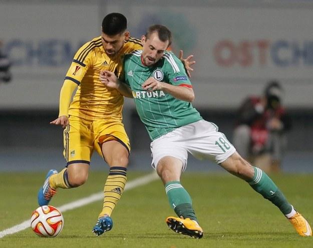 Liga Europejska: Legia znów zgarnia komplet punktów!