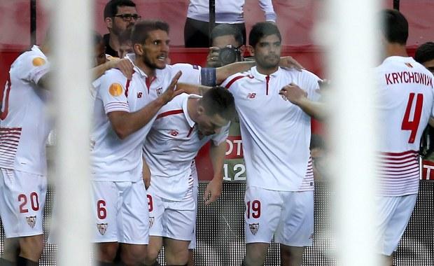 Liga Europejska: Liverpool i Sevilla zagrają w finale