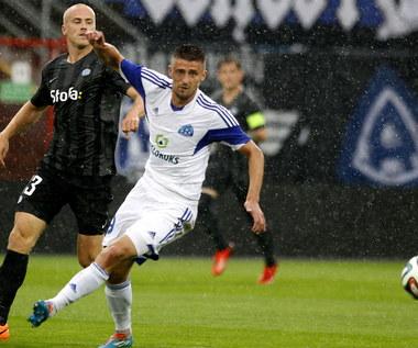 Liga Europejska: Ruch Chorzów - Esbjerg fB 0-0