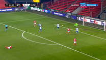 Liga Europejska. Standard Liege - Lech Poznań 2-1 - bramki (POLSAT SPORT). WIDEO