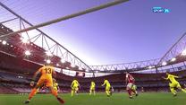 Liga Europy. Arsenal - Villarreal 0-0. Skrót meczu (POLSAT SPORT). Wideo