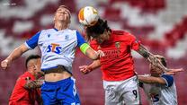"""Liga Europy. Benfica Lizbona - Lech Poznań 4-0 Koniec marzeń """"Kolejorza"""""""